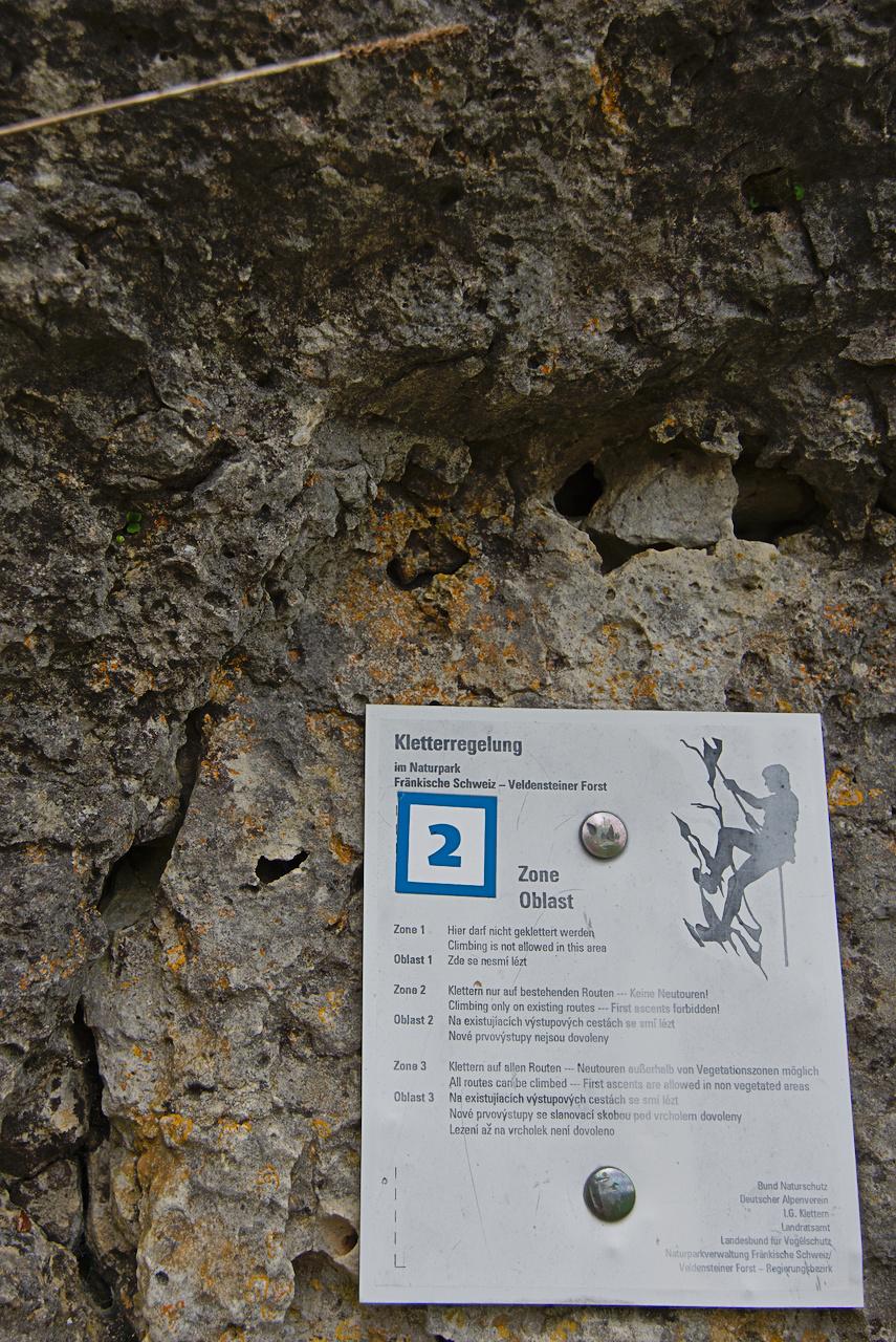 Trautner-Gedenkwand und Holzgauer Wand wieder freigegeben