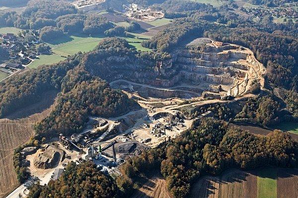 Steinbruch-Opfer: Der Schiepfenstein bei Ittling