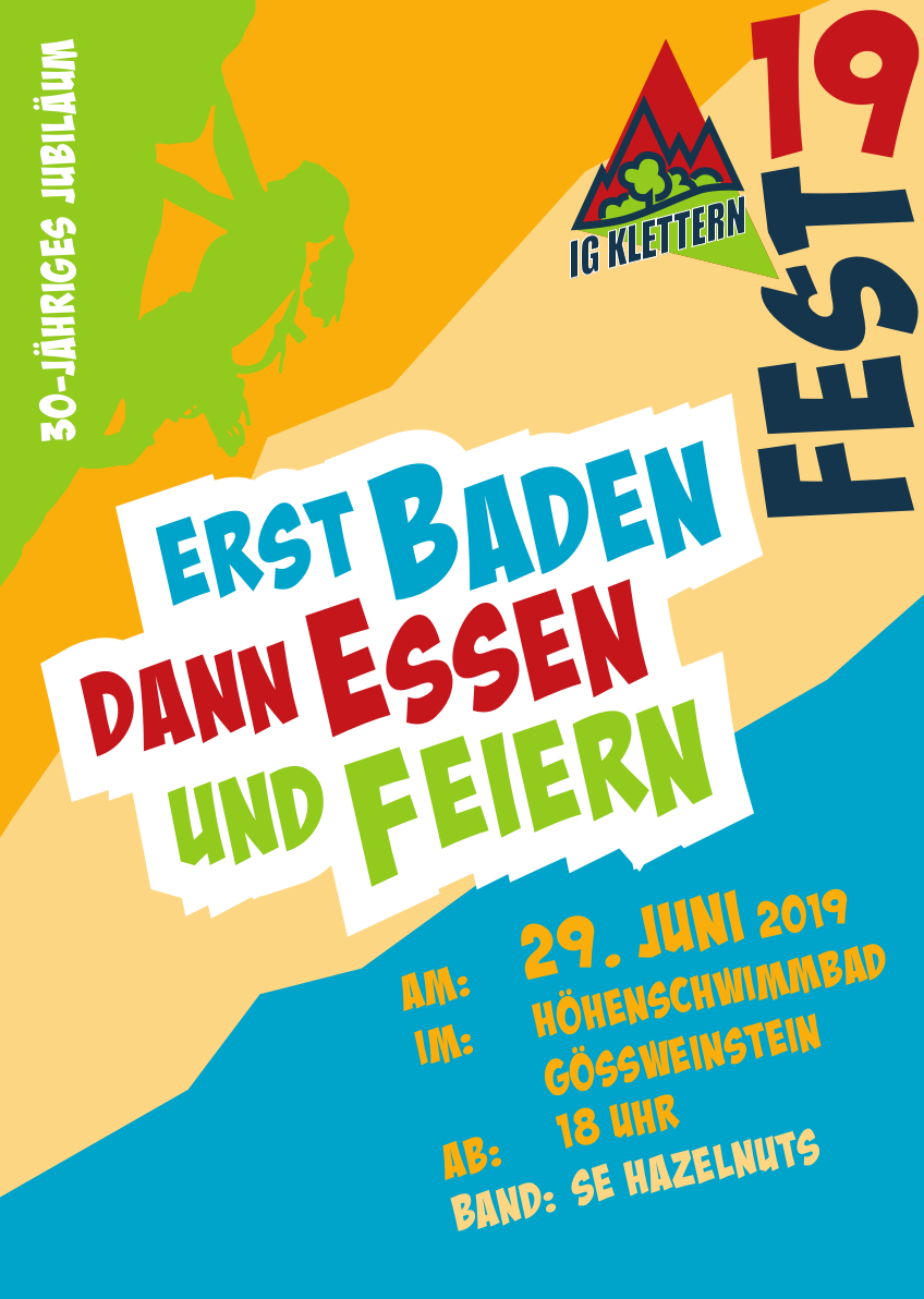 IG Fest: 30-jähriges Jubiläum