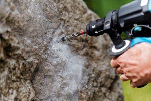 Franken: Sanierung der Ammerthaler Wand