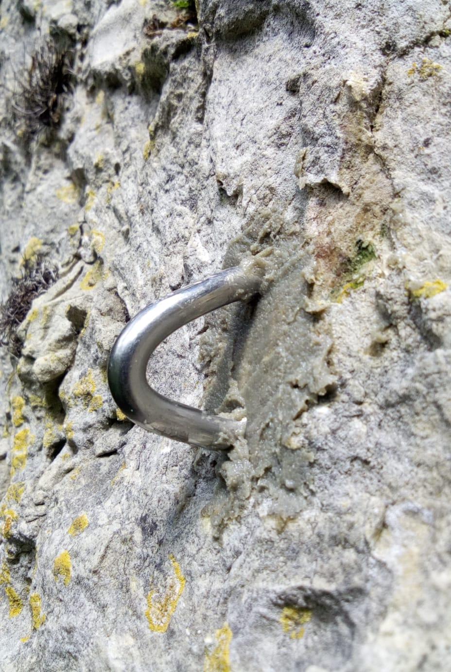 Treunitzer Kletterblöcke saniert
