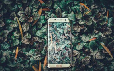 Die IG auf deinem Smartphone